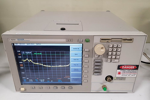 Agilent 86140B Optical Spectrum Analyzer