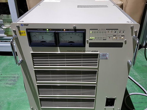 NF 4520A Precision Power Amplifier