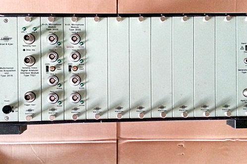 Bruel & Kjaer 2816 Multichannel Data Acquisition Unit