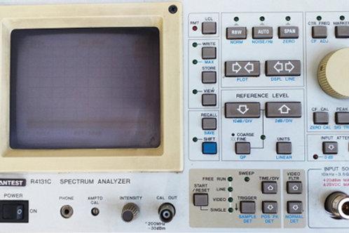 Advantest R4131C Spectrum Analyzer 3.5GHZ [#E]