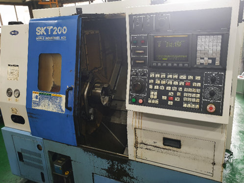 Hyundai Wia SKT 200 CNC Lathe