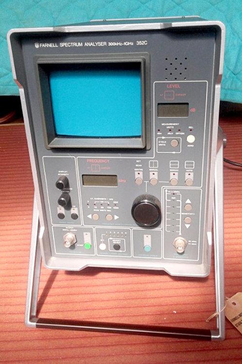 Farnell 352C Spectrum Analyzer