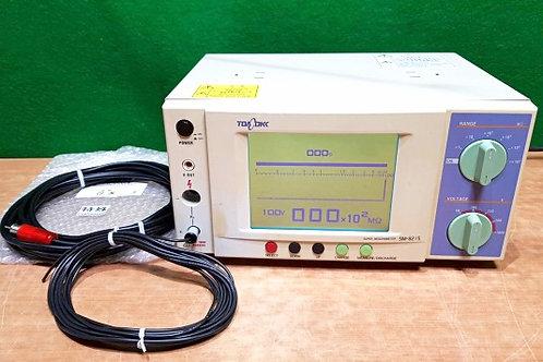 DKK-TOA SM-8215 Super Megohmmeter
