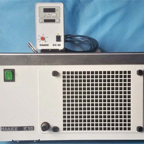 Haake K15 Water Bath, DC50 Temperature Controller