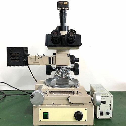 Olympus Metallic Microscope