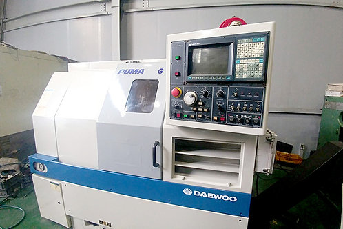 Daewoo PUMA 160G CNC Lathe