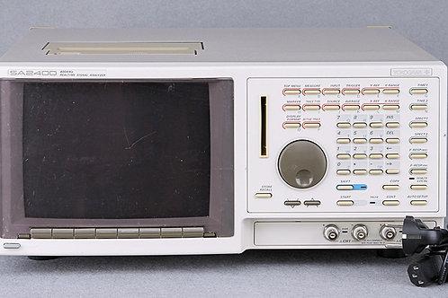 Yokogawa SA2400 Real-Time Signal Analyzer