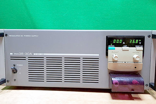 Kikusui PAN35-30A Regulated DC Power Supply