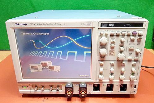 Tektronix DSA 70804 Digital Serial Analyzer
