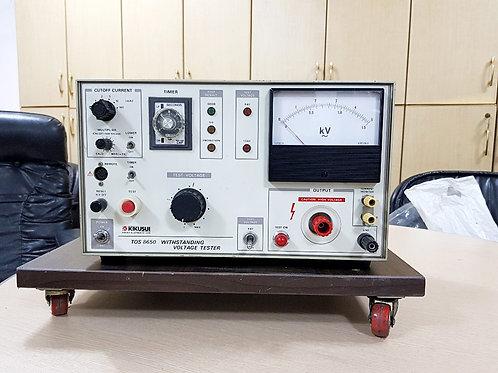 Kikusui TOS 8650 Withstanding Voltage Tester