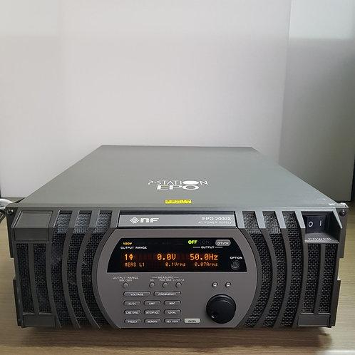 NF EPO2000X 2KW AC/DC Power Supply