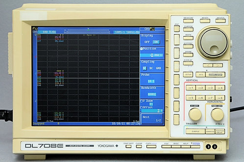 Yokogawa DL708E Digital Scope