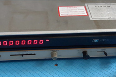 EIP 25B FREQUENCY COUNTER