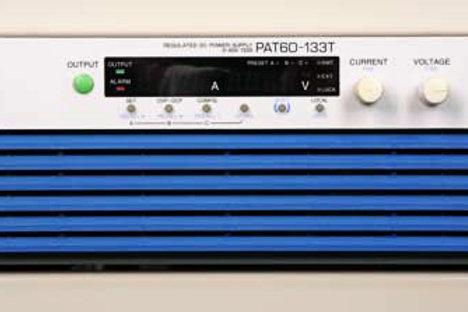 Kikusui PAT60-133T DC Power Supply