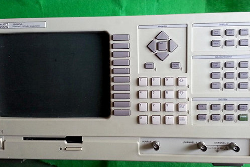 HP 35660A Dynamic Signal Analyzer