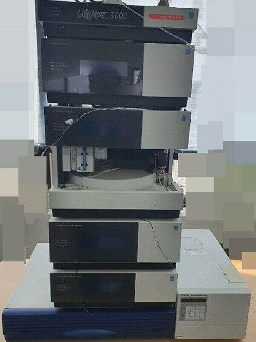 Thermo Fisher Dionex UltiMate 3000 UHPLC System w/t DAD & RF 2000