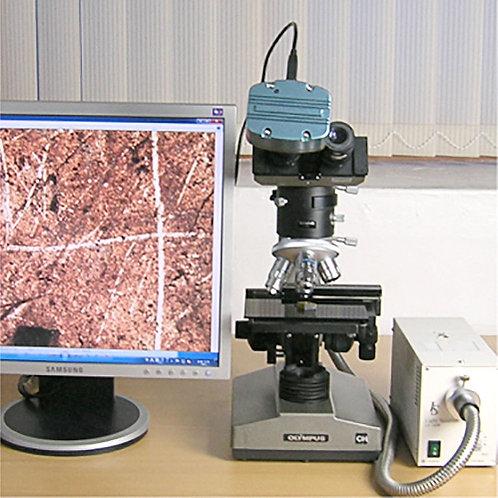 Olympus CH Microscope
