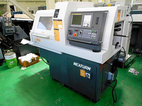 Nexturn LX20B CNC Lathe