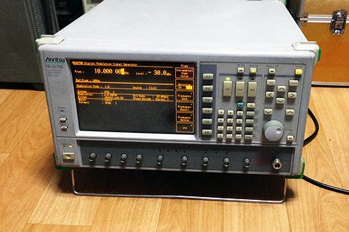 Anritsu MG3670B DIGITAL MODULATION SIGNAL GENERATOR