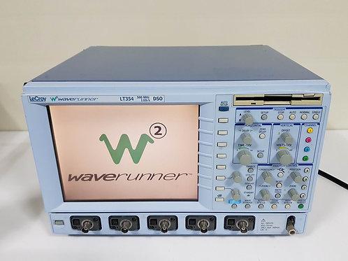 Lecroy Waverunner LT354 500Mhz DSO 4CH Oscilloscopes