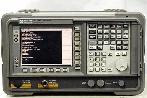 Agilent E7401A EMC Analyzer