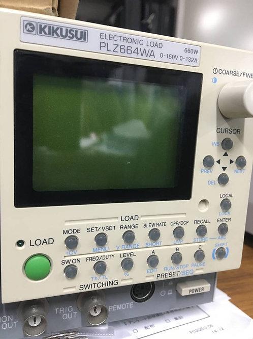 Kikusui PLZ-664WA DC Electronic Load