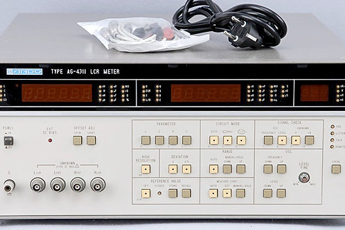 Ando AG-4311 LCR Meter