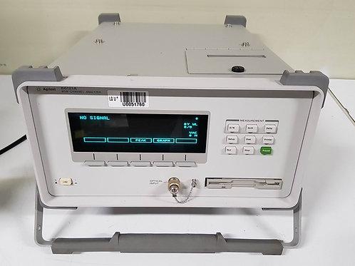 Agilent 86121A WDM channal Analyzer Optical Spectrum Analyzer