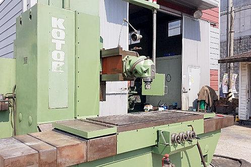 Altitude #7 CNC Mill