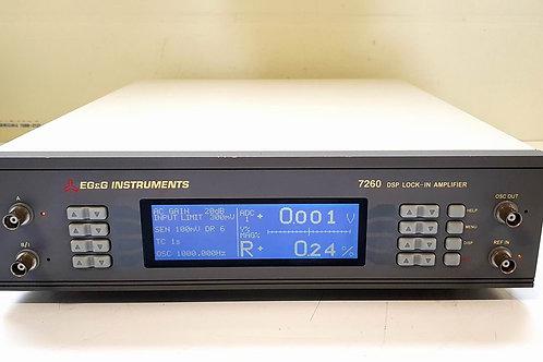 EG&E 7260 DSP LOCK-IN Amplifier