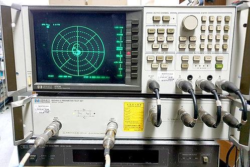 HP 8753B Network Analyzer