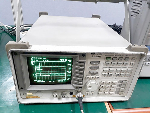 HP 8595E Spectrum Analyzer