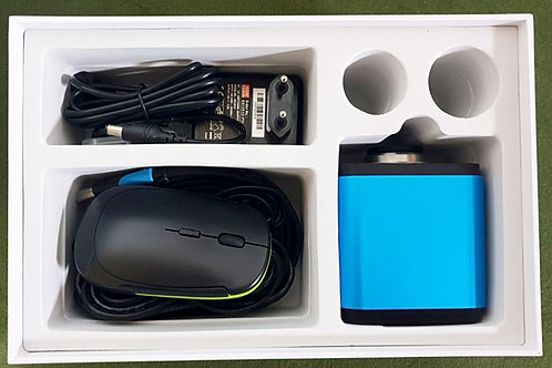 Sony IMX236 Sensor C-Mount HDMI USB Digital Video Microscope Camera