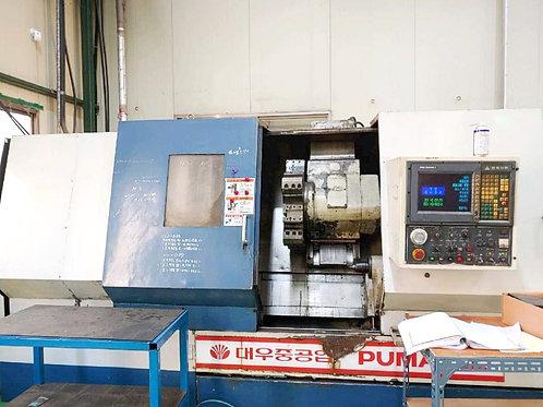 Daewoo Puma 12L CNC Turning Center