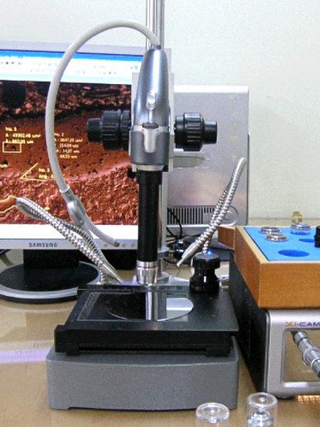 Xi-Cam Video Microscope System
