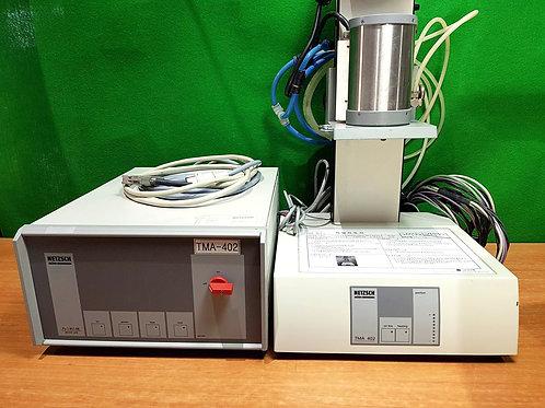 Netzsch TMA 402 Thermomechanical Analyzer