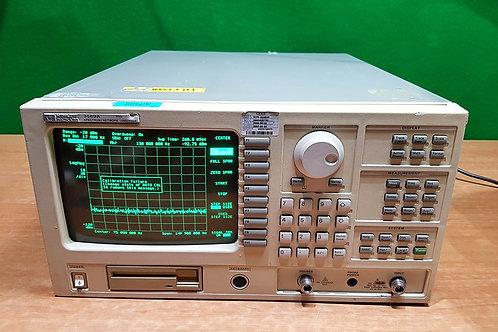 HP 3589A Spectrum / Network Analyzer