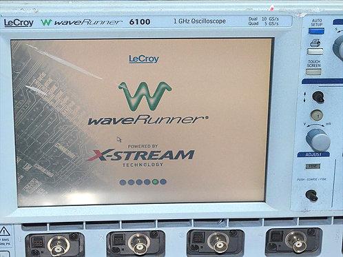 LeCroy WaveRunner 6100 Oscilloscope