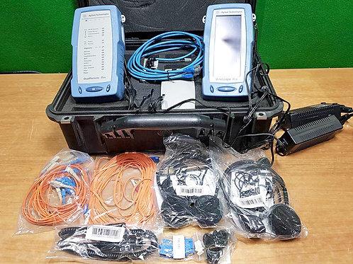 Agilent N2640A WireScope, DualRemote Pro Cable Analyzer