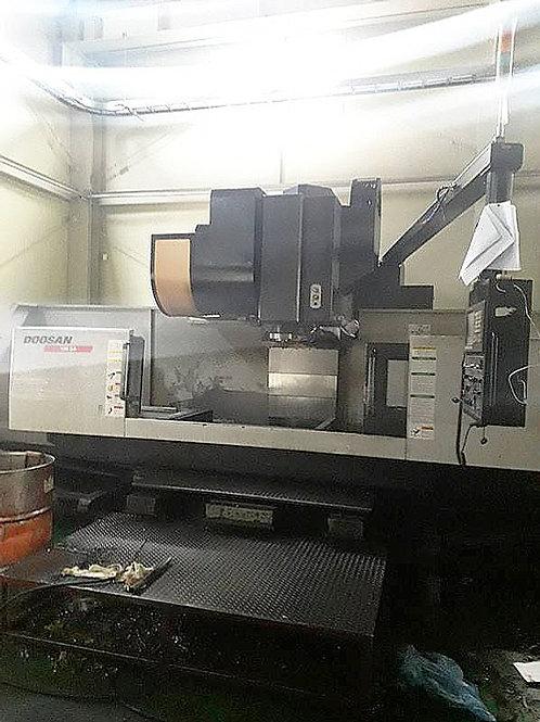 Doosan VM-84 CNC Vertical Machining Center