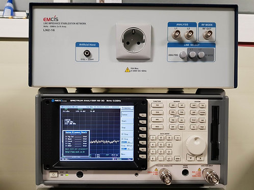 EMCIS Filter Analyzer FA-2100 9KHz-300MHz