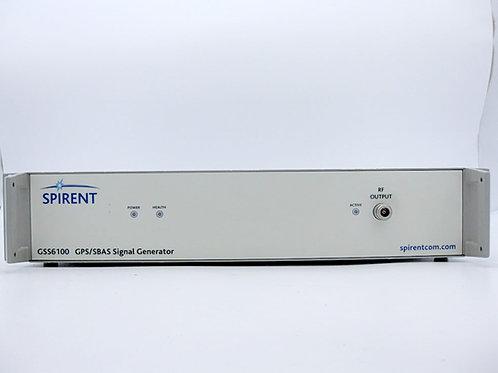 Spirent GSS6100 GPS/SBAS Signal Generator