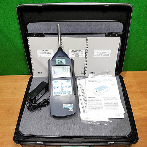 Cel Instruments CEL-500 Series Sound Analyzer