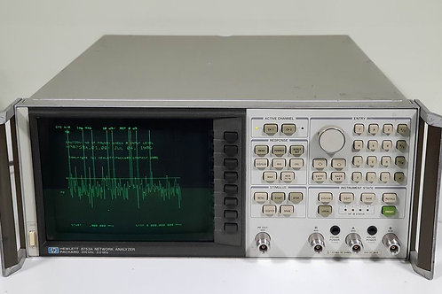 HP Agilent 8753A 3Ghz Network Analyzer