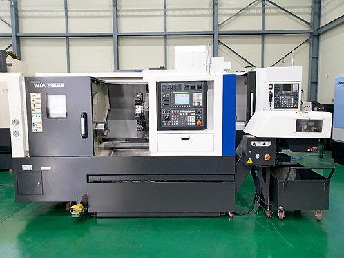Hyundai Wia HD2200 CNC Turning Center