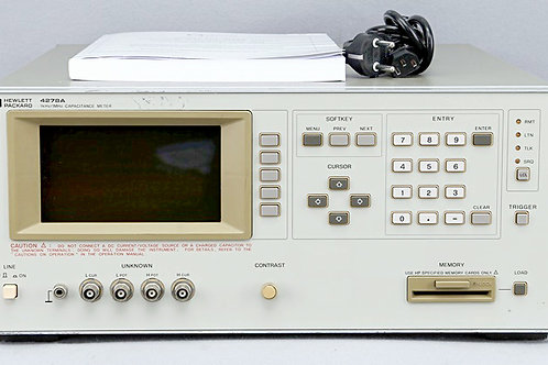 HP 4278A Capacitance Meter