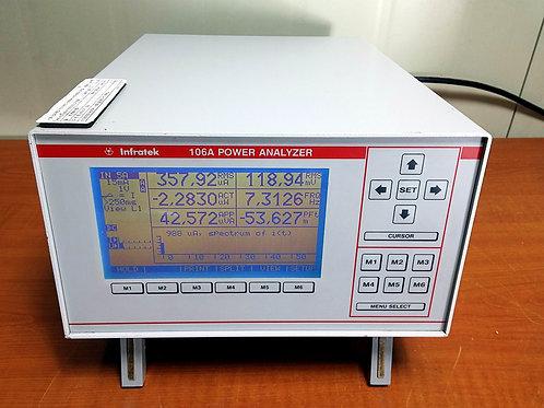 Infratek 106A Power Analyzer