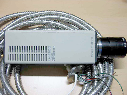 Ono Sokki LV-1300 Laser Vibrometer