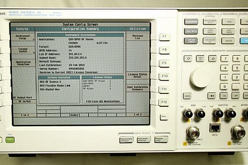 Agilent 8960 Wireless Communications Test Set