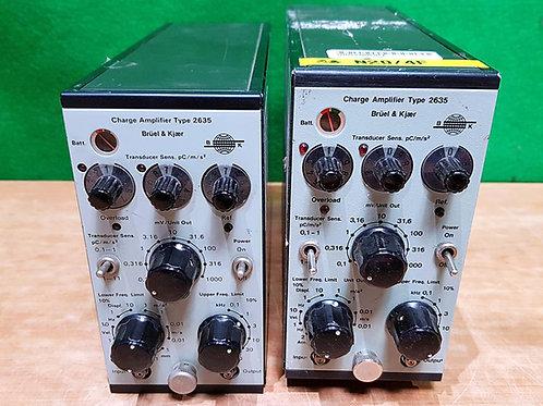 Bruel & Kjaer 2635 Charge Amplifier